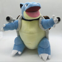 "New 30cm 12"" Blastoise Plush Animation Toy Soft Doll Stuffed Plush Doll Gift"