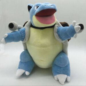 "New 30cm 12"" Blastoise Plush Animation Toy Soft Doll Stuffed Plush Doll Gift"