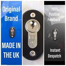 Ford Transit Custom Dummy Van Door Lock Security Deadlock X2 Theft Deterrent