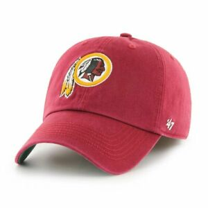 Washington Redskins NFL Classic Franchise Cap Hat Football Team Fitted Retired X