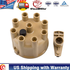 8320 Distributor Cap and Rotor Kit For Chevy PONTIAC GMC BUICK 87-95 5.7L New US