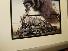 Baltimore Ohio Steam train  Washington DC   Color Railroad Archives 0B