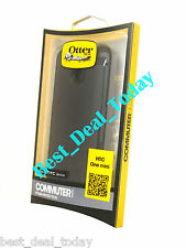 Oem Otterbox Commuter Shell Case Cover For HTC One 1 Mini Black 77-296