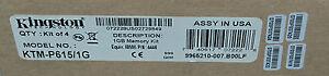 Kingston KTM-P6151G (256 MB) RAM Module