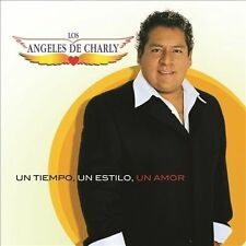 Angeles De Charly : Un Tiempo Un Estilo Un Amor CD