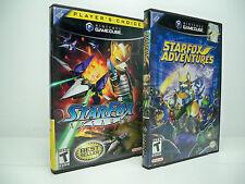 R0509973 STAR FOX GAMECUBE GAMES NINTENDO STAR FOX ASSAULT AND ADVENTURES