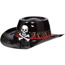 Rock Star Cowboy Hat 3 Hats Party Favor Decoration Attire