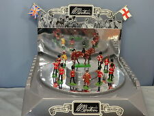 """BRITAINS No.XXXX SHOP DISPLAY STAND WITH 14 FIGURES """"RARE"""""""