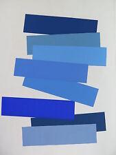 Josef Albers Original Silkscreen print Folder V-3/Left Interaction of Color 1963