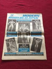 Modern Bodybuilding Newspaper December 1990 Rare Free Shipping Last One!