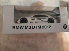BMW DTM Konvolut  1x 2012 BMW DTM M3 und 1x BMW DTM M4 Red Bull original BMW
