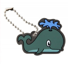Whale Trackable Travel Bug for Geocaching Unactivated Free Shipping