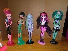 Monster High, Bratz Dolls Lot