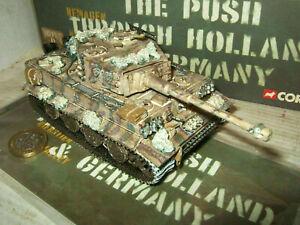 Corgi CC60505 PZKPFw V1 Tiger Ausf E, Schwere Panzers, Abt 301 Waldfuecht , 1:50