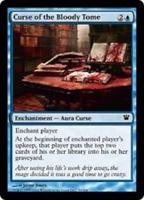 Curse of the Bloody Tome x4 (EX) - Innistrad - MTG Common