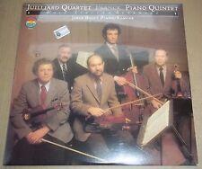 Juilliard Quartet/Jorge Bolet FRANCK Piano Quintet - CBS M 36701 SEALED