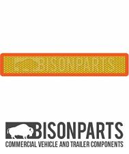 + Camion Rimorchio & ECE70 MARCATORE POSTERIORE Board (singolo) in alluminio BP76-122