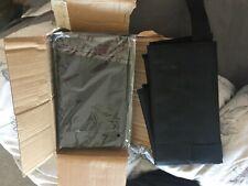 Sandbag weights for gazebo.  Brand new pack of 4. Black.
