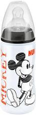 NUK First Choice Disney 300ML Flasche Fläschchen Schwarz Baby Accessoire Neu