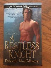 A Restless Knight by Deborah MacGillivray Paperback