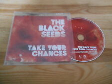 CD Pop The Black Seeds - Take Your Chances (4 Song)  SONAR KOLLEKTIV BEST SEVEN