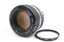 Nikon Ai NIKKOR 50mm f/1.2 (5172)