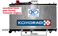 Radiator Subaru Liberty 2L 2.5L Outback Auto Man 9/03-2013 Non-Turbo New *KOYO*