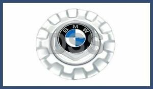 "Genuine BMW E39 Wheel Center Cap 16"" Style 29 Cross Spoke OEM Cover 36131093908"