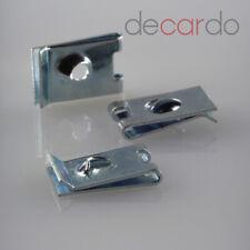 25 X BLECHMUTTER  BLECHMUTTERN  4,8mm Universal