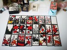 RARE! Vintage Japanese NINTENDO KABU HANAFUDA Playing Cards ** KOMARU **