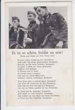 AK 2 WK, Es ist so schön..., Feldpost 1942, Kraftfahrausbildungsstelle