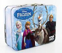 Disney Frozen Top Trumps im Blechkoffer (english) (B-Ware/Verpackung besch?digt)