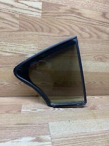 2014 - 2016 Infiniti Q50 vent glass and weatherstrip right rear OEM 82262-4GA0A