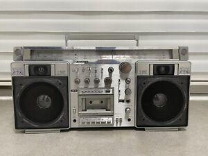 Vintage boombox Sanyo m-x920 BOOMBOX GHETTOBLASTER