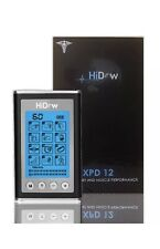 HiDow XPD 12 TENS Unit 12 Modes Physical Therapy Massager