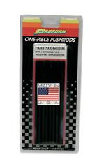 """Proform Small Block Chevy 1-Piece Chrome Moly Pushrods 5/16"""" Diameter 66891C"""