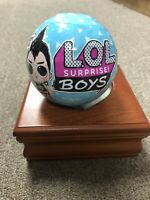* LOL Surprise* Series 1 ~BOYS Dolls ~Blue Ball.~IN HAND NOW- SHIP SAME DAY. NEW