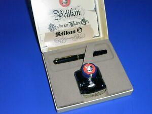 Pelikan M150/481 M-Feder Tintenglas 1897 M 150  Kolbenfüller Füller Wagner