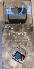 (New) GoPro Hero7 Waterproof Digital Action Camera - White (Chdhb-601)
