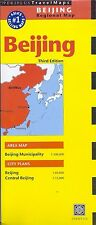 Map of Beijing, by Periplus Maps