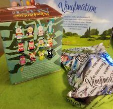 "DISNEY Vinylmation 3"" Park Set 1 Alice in Wonderland Caterpillar Sealed w/ Box"