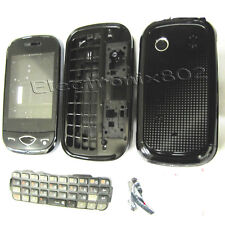 For Samsung GT B3410 Housing Fascia Back Battery Cover Keypad Black UK