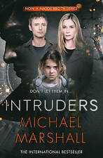 Intruders, Marshall, Michael, New Book