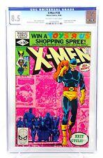X-Men #138 CGC Grade 8.5 Marvel Comics 10/80