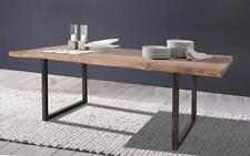Esstisch Live Edge 6726-I, Wolf Möbel, Küchentisch, Holztisch, 200x90 cm