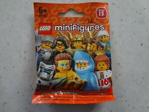 LEGO Minifigure Series 15, Kendo Fighter. #12. New Packet, Check Sheet