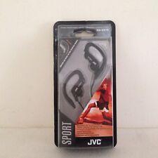 JVC HA-EB75 Clip Stereo Kopfhörer Farbe schwarz geeignet für iPod, iPhone