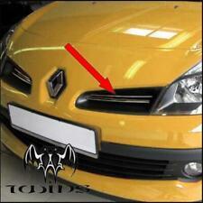 Griglia Cromata Renault Clio III 2005-2009 calandra mascherina in acciaio