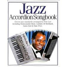 Jazz Accordion Songbook - Akkordeon Noten [Musiknoten]