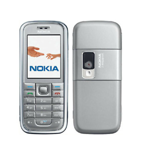 Nokia 6233 Mobile Phone 3G UMTS 2100 Original Unlocked Cellphone Bar Style